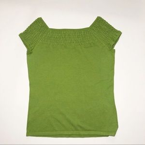 Anne Klein Women's Green Top